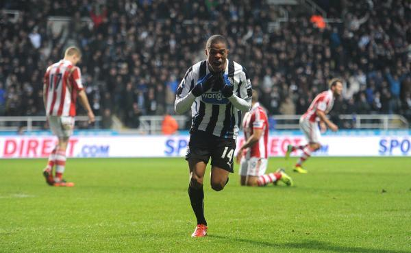 NO DEAL: Loic Remy, the QPR forward who spent last season on loan at Newcastle, won't be signing for Liverpool