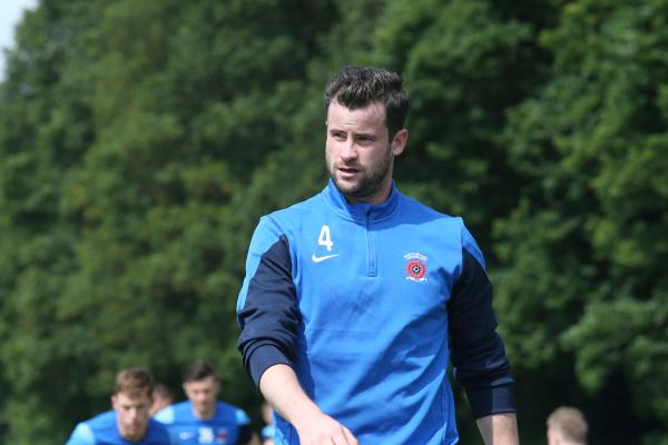 Bradford return: Pools defender Matthew Bates goes back to his former club this afternoon