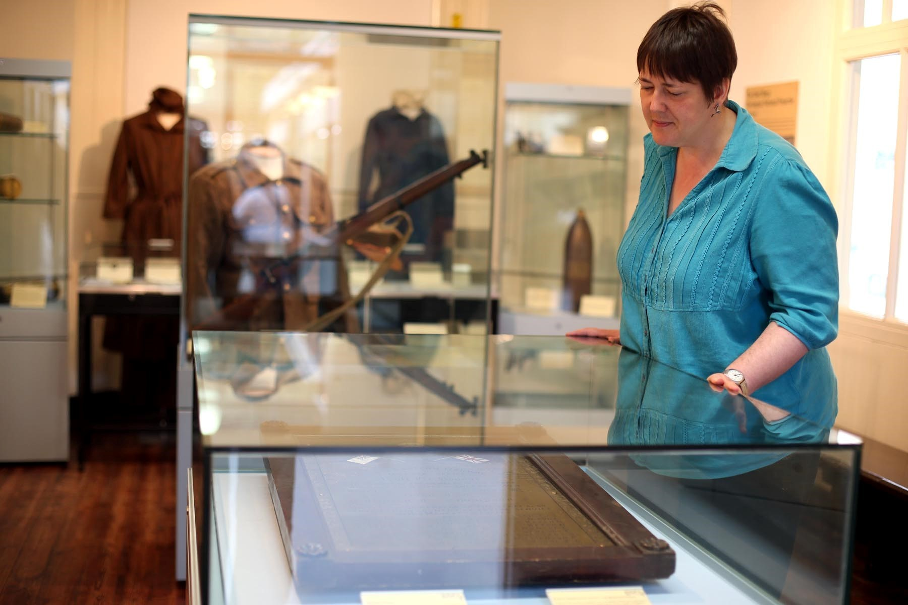 Museum honours First World War railway workers