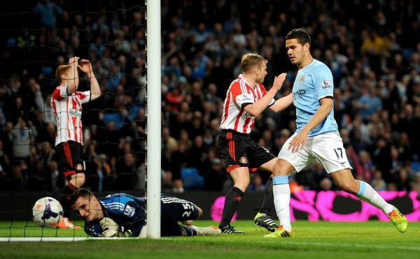 ON HIS WAY? Jack Rodwell is reportedly on Wearside to discuss a move to Sunderland