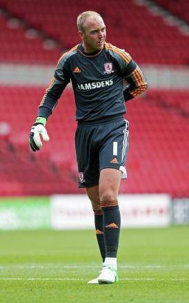 THIRD CHOICE: Jason Steele
