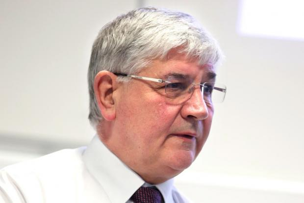 Durham Police and Crime Commissioner Ron Hogg