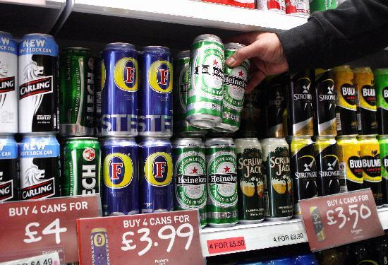 Calls to reduce damage caused by cheap alcohol