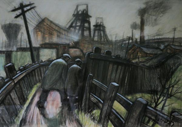 Norman Cornish: a man of art with a wonderful legacy