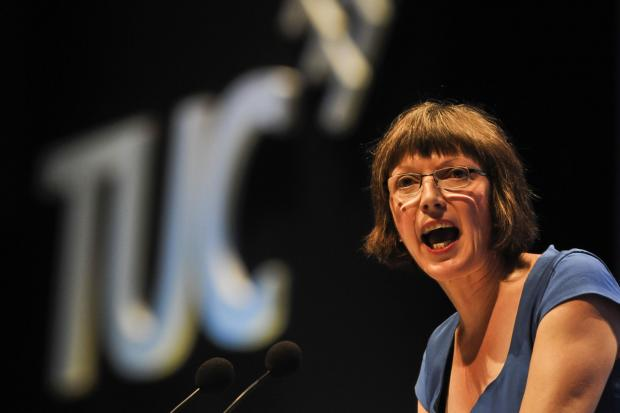 TUC General Secretary Frances O'Grady fears many of the jobs being created are poorly paid.