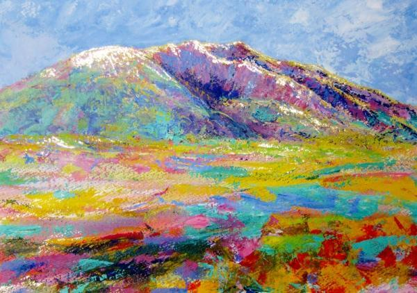 Blencathra by Ann Whitfield