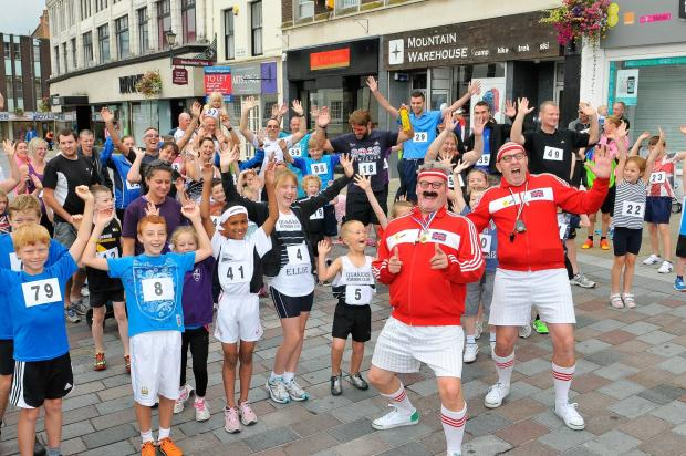 FUN RUN: Organisers of the Darlington 10k say the event was a big success