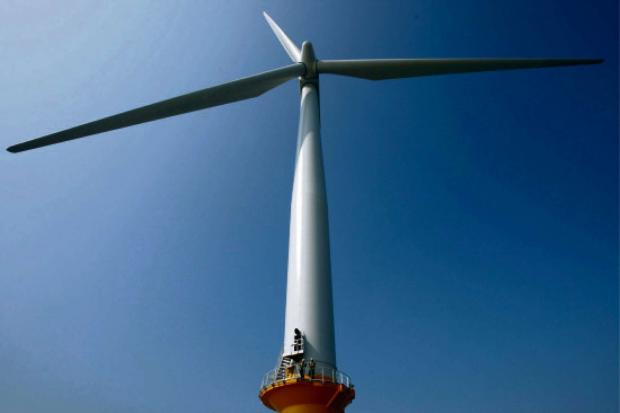 TURBINE PLANS: Energy bosses have defended plans for a wind turbine near to Crook