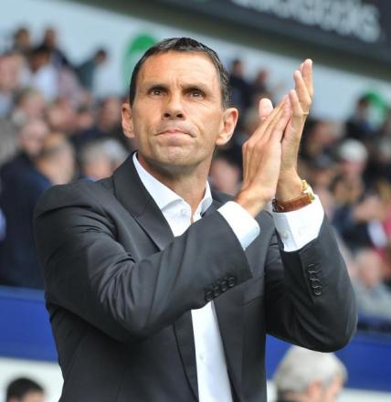 MORE BUSINESS: Gus Poyet remains confident Sunderland will make more signings before the end of the transfer window