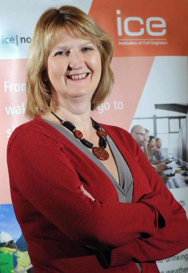 Penny Marshall, Director of ICE North East, is backing calls to rename the A1(M)