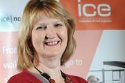 ENGINEERING WORK: Penny Marshall, director for the North-East and Yorkshire and Humber at the Institution of Civil Engineers
