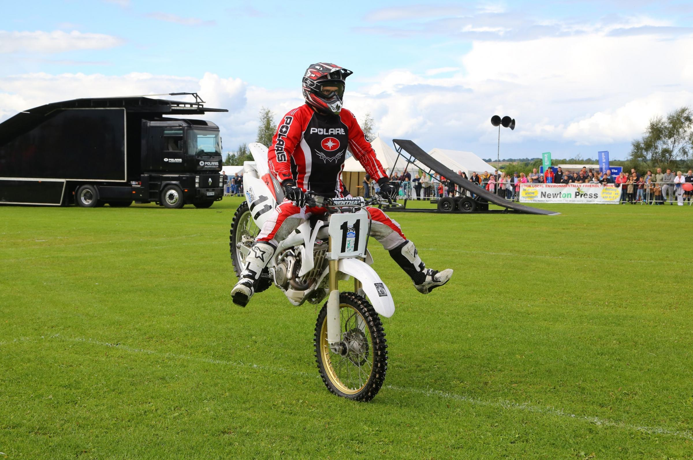 Visitors flock to enjoy the last annual Great Aycliffe Show