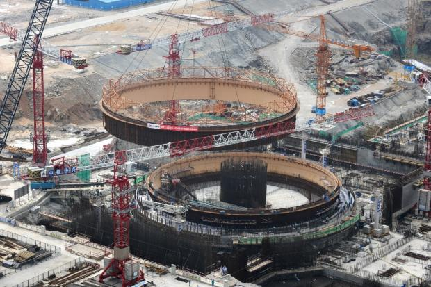MAJOR DEVELOPMENT: The Taishan Nuclear Power Project