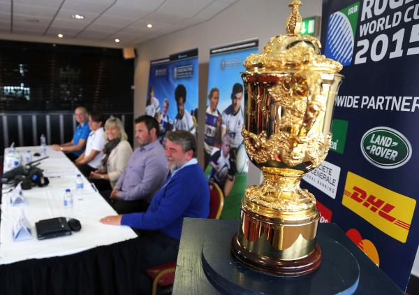 Darlington to host All Blacks in Rugby World Cup