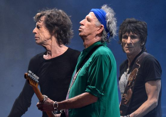 TEST OF TIME: The Rolling Stones, still going strong, 50 years after they appeared at the Rialto Theatre in York. Were you there?