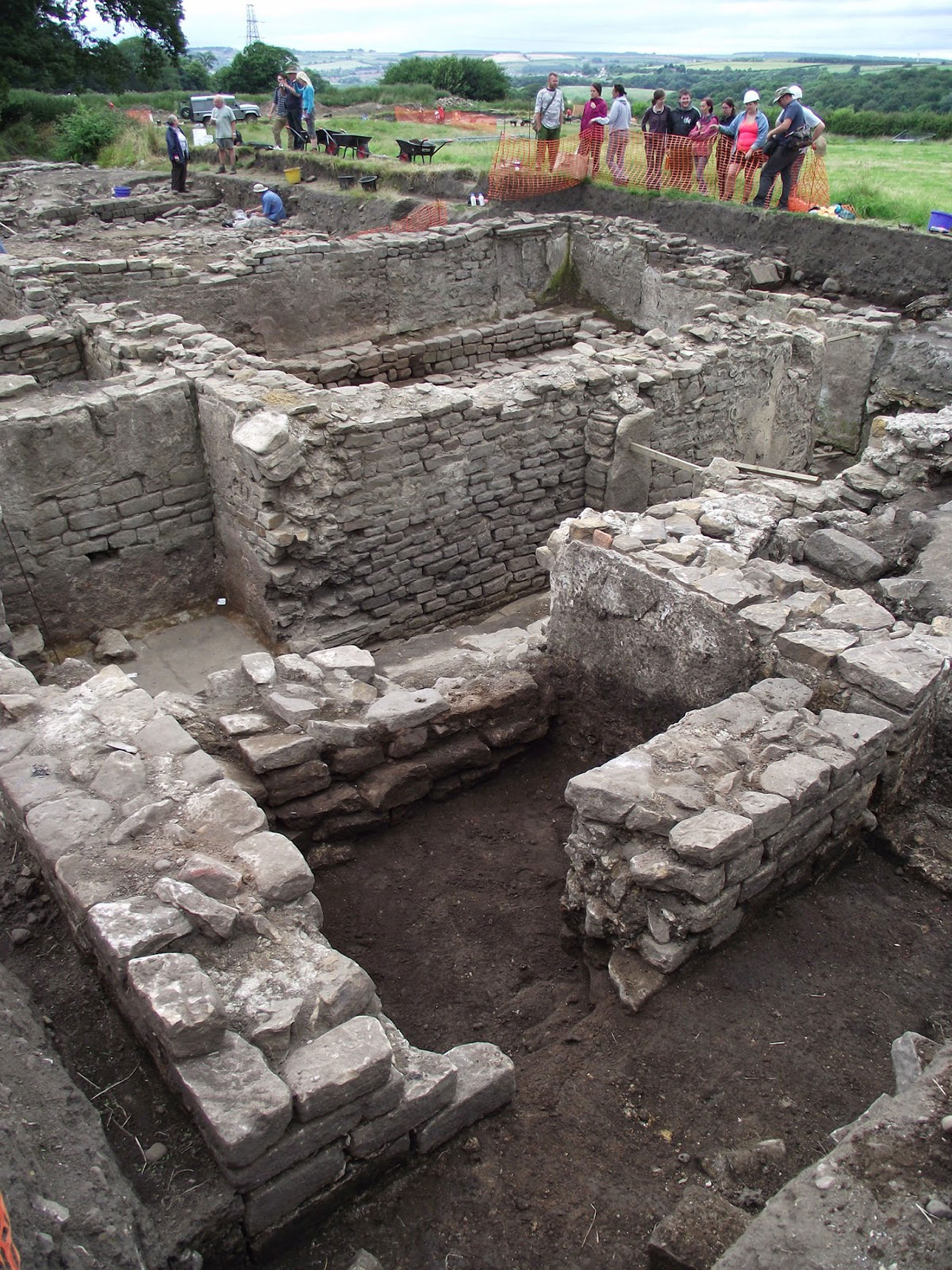£2m bid fails to secure Binchester Roman Fort