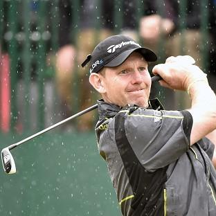 Stephen Gallacher was battling to make the Ryder Cu