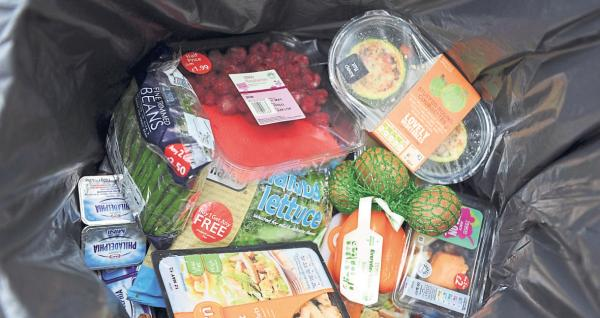 Food waste could be contributing to climate change
