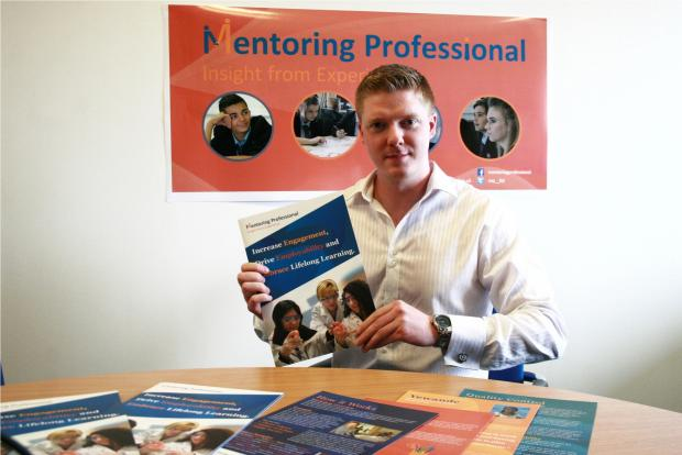 Philip King, managing director of Mentoring Professional Ltd, who aims to raise classroom ambitions.