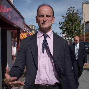 Douglas Carswell has defected to Ukip