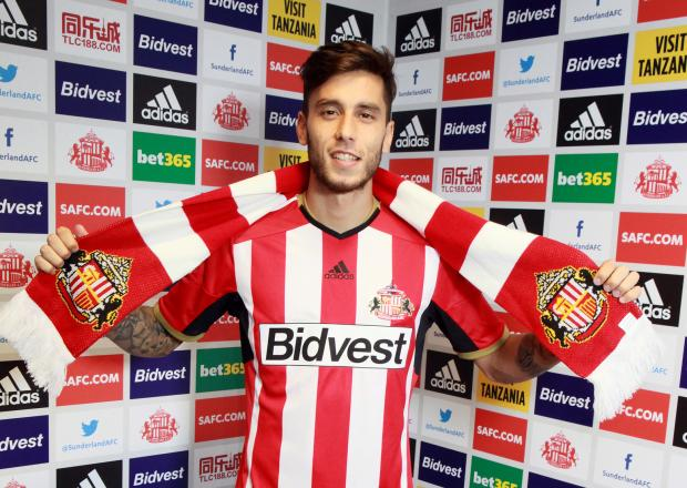 NEW BOY: Ricky Alvarez