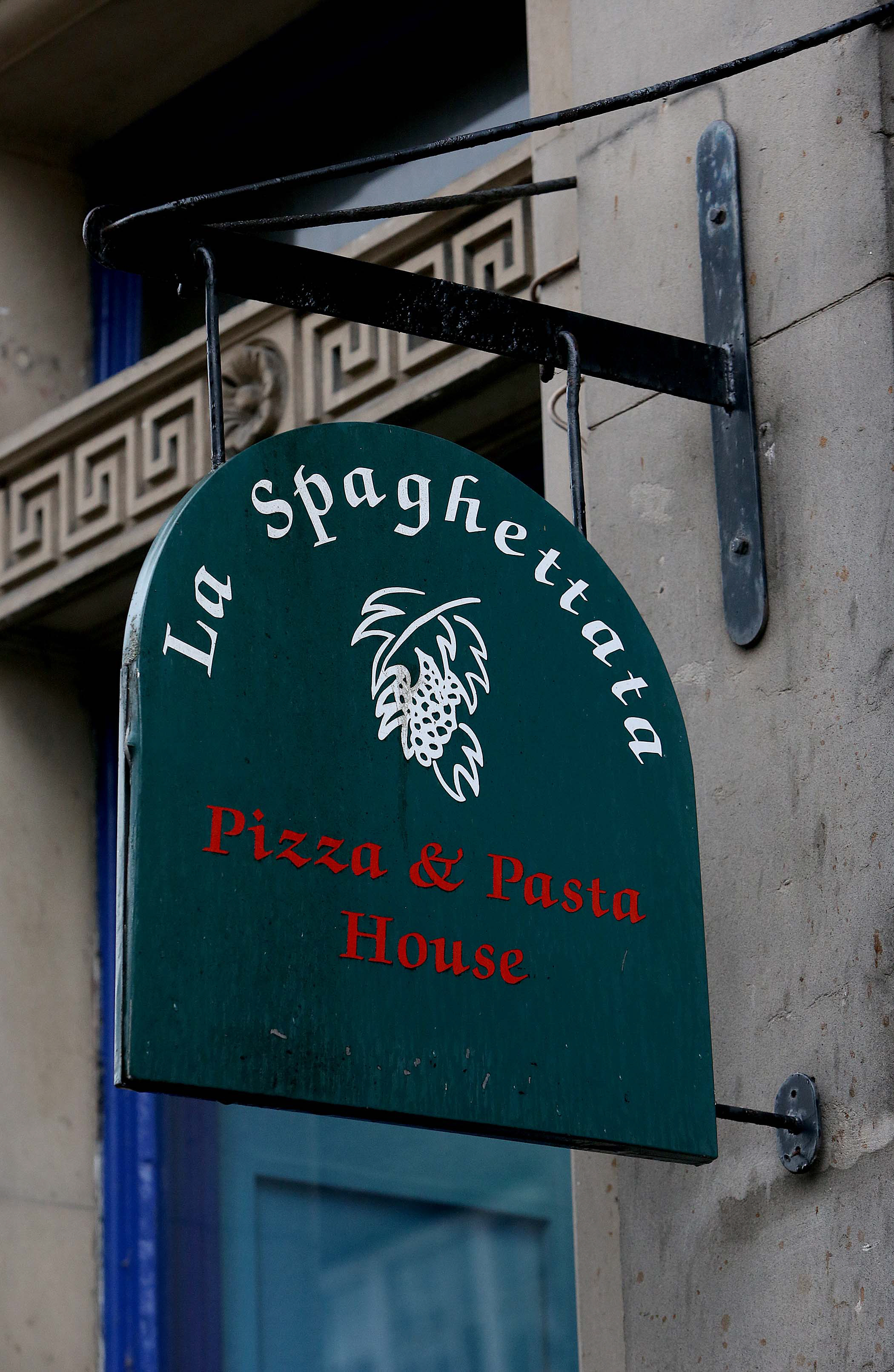 La Spaghettata on Saddler Street in Durham