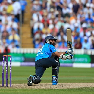 England limp to ODI series defeat