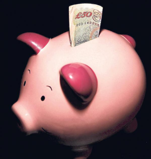 PIGGY BANK: New research from consumer group Which? has uncovered common traits in good savers