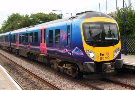 COUNCIL STATEMENT: A First TransPennine Express train at Yarm Station.