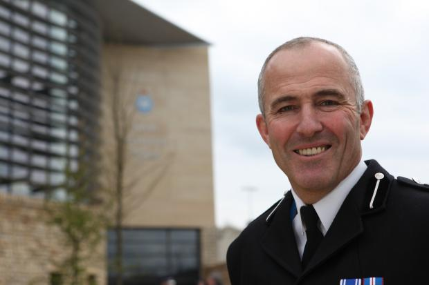 Temporary Chief Constable Tim Madgwick (10011735)
