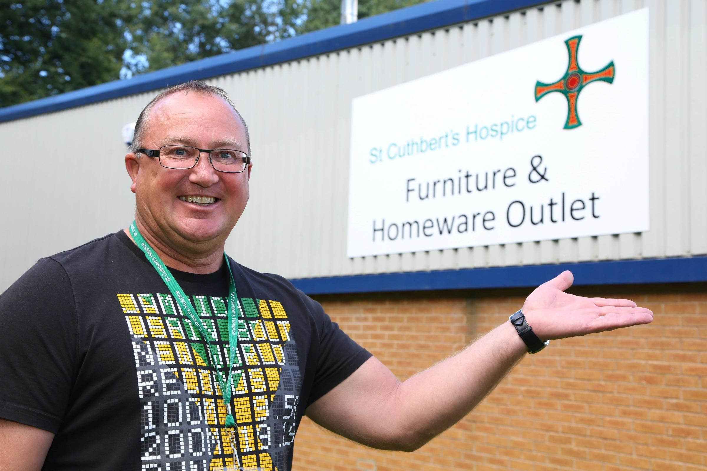 New furniture store boosts hospice