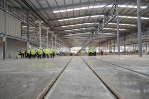 200 jobs up for grabs at train factory