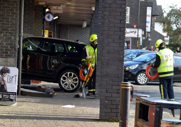 Car Smashes Into Fish And Chip Shop From The Northern Echo