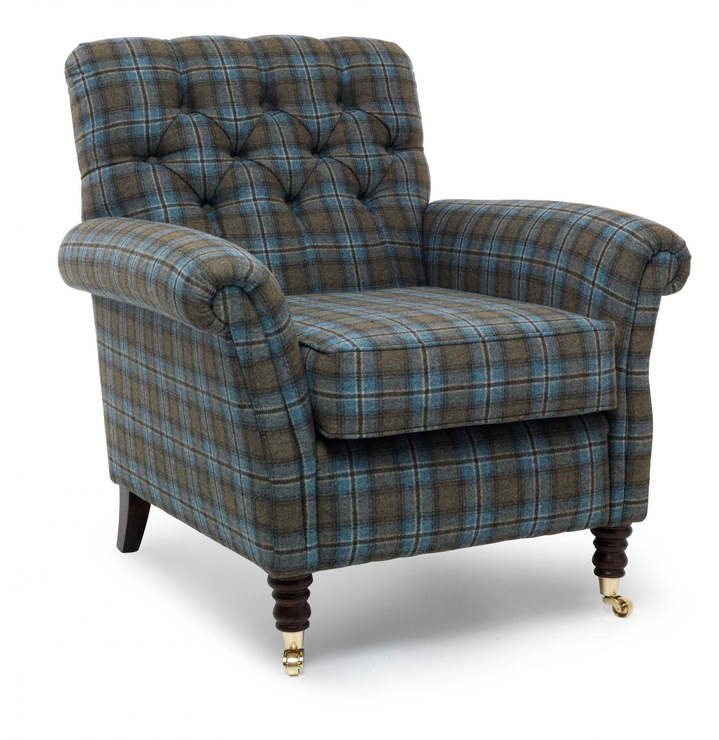 Tartan up your home for autumn
