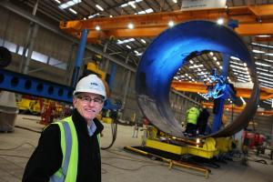 Jobs hope as buyers take on turbine plant