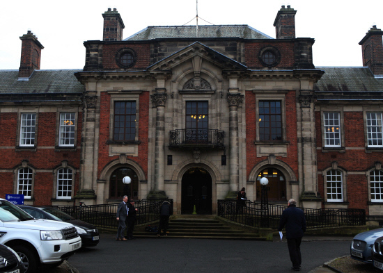 HEADQUARTERS: North Yorkshire county council could raise council tax by ten per cent over the next two years