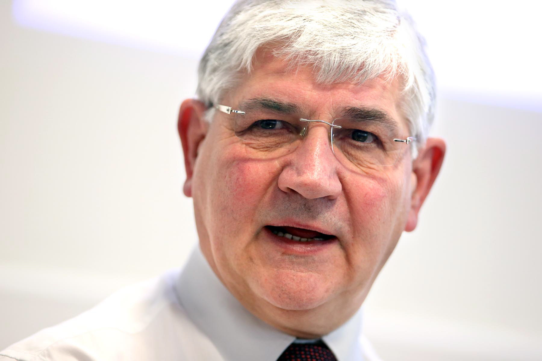 Police and Crime Commissioner for Co. Durham, Ron Hogg