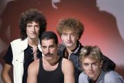 MODERN RHAPSODY: Queen, from left, Brian May, Freddie Mercury, John Deacon and Roger Taylor. ITV goes in search of The Nation's Favourite Queen Song