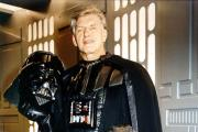 DAVE PROWSE: The man behind the mask.