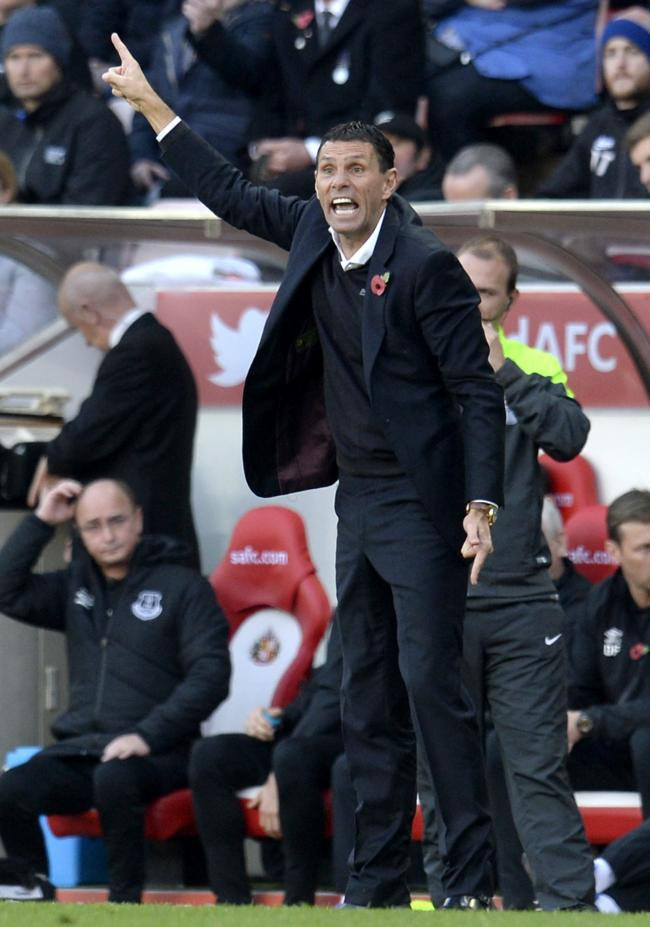 HAVE HIM: Gus Poyet wants more new faces in January