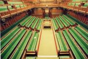 YOUTH DEBATE: The House of Commons where the Members of Youth Parliament will debate