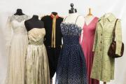 UNDER THE HAMMER: Historical garments will take centre stage at Addisons' vintage fashion sale.