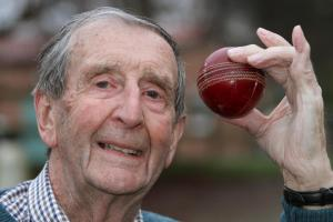 Howzat!: Pensioner regains sight in his eye 48 years after freak accident