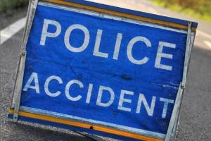 Woman taken to hospital following four-car collision on A66 in Darlington