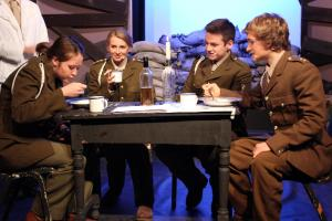 Barnard Castle School pupils' play marks First World War centenary