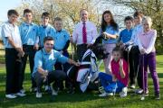 Juniors: Romanby  Golf Club has extended their sponsorship agreement