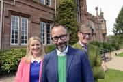 The Great Interior Design Challenge: Sophie Robinson, Tom Dyckhoff and Daniel Hopwood