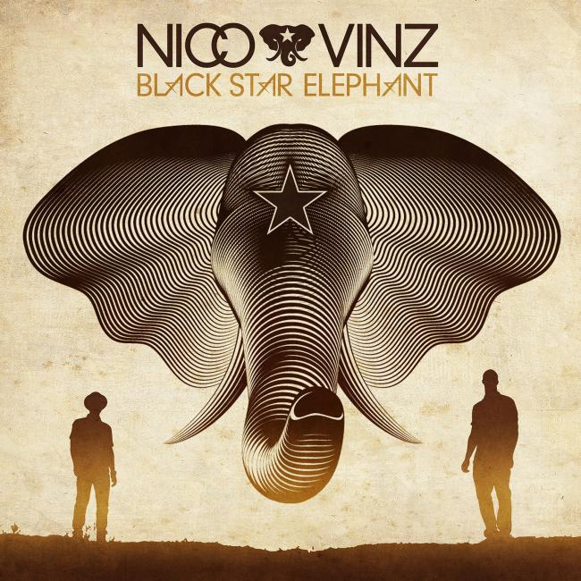 Tthe new album by Nico & Vinz, Black Star Elephant.