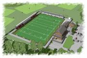 GROUNDSHARE PLANS: The artist impression showing how a redeveloped Blackwell Meadows could look