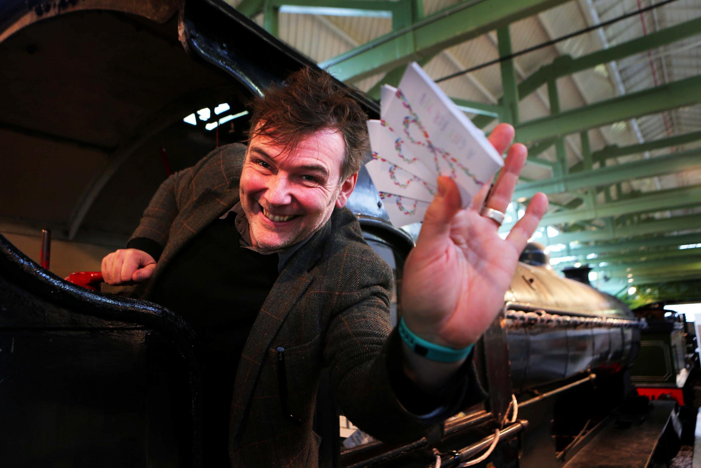 Hundreds have their say on the future of Darlington railway museum